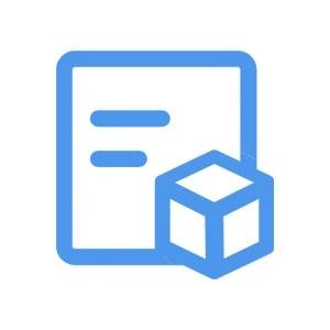 订单商品表单